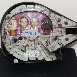Pez Star Wars Millennium Falcon 4